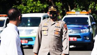 27 Exit Tol dan 224 Titik Di Perketat Penyekatanya, Kabidhumas Polda Jateng Minta Masyarakat Tetap Dirumah