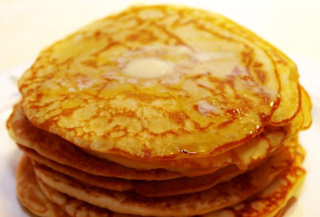 How to make sweet pancakes