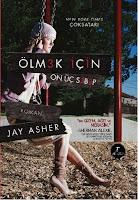 jay asher,kitap kapağı