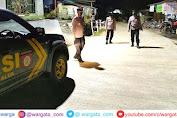 Antisipasi Tindak Kriminal Pada Malam Hari, Personel Polsek Malua Gencar Patroli Blue Light