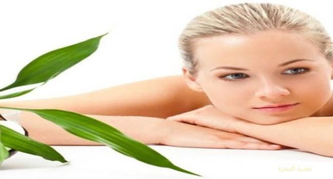 الأعشاب والنباتات الطبيعية المغذية لبشرة الوجه