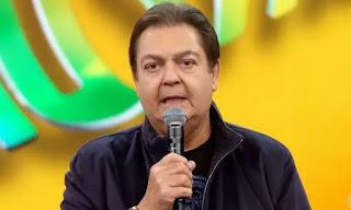 Faustão é internado em UTI de hospital em São Paulo