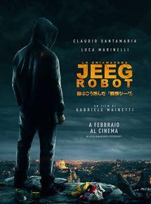 Baixar Meu Nome é Jeeg Robot  Dublado