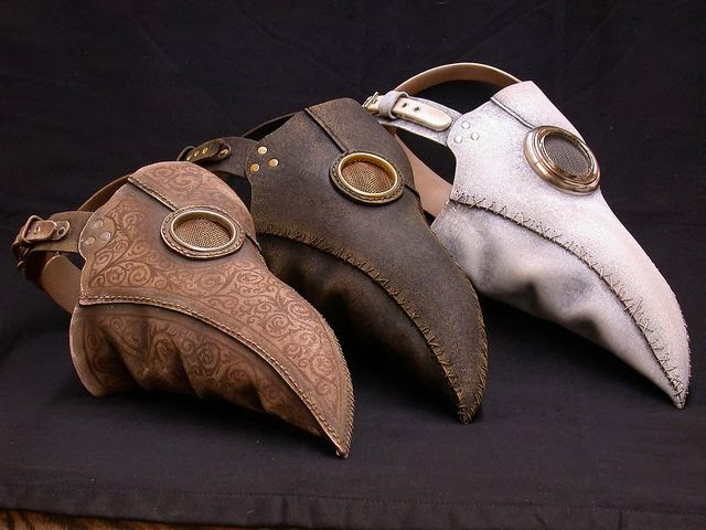 All This Is That: masks