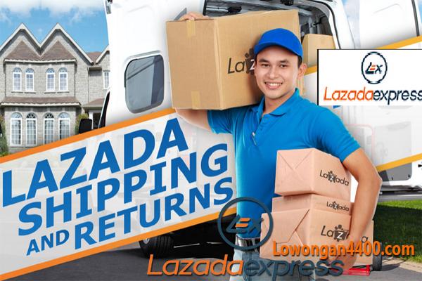 Lowongan Kerja PT Lastana Express Indonesia (Lazada Express)