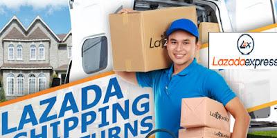 Lowongan Kerja Terbaru PT Lastana Express Indonesia (Lazada Express)