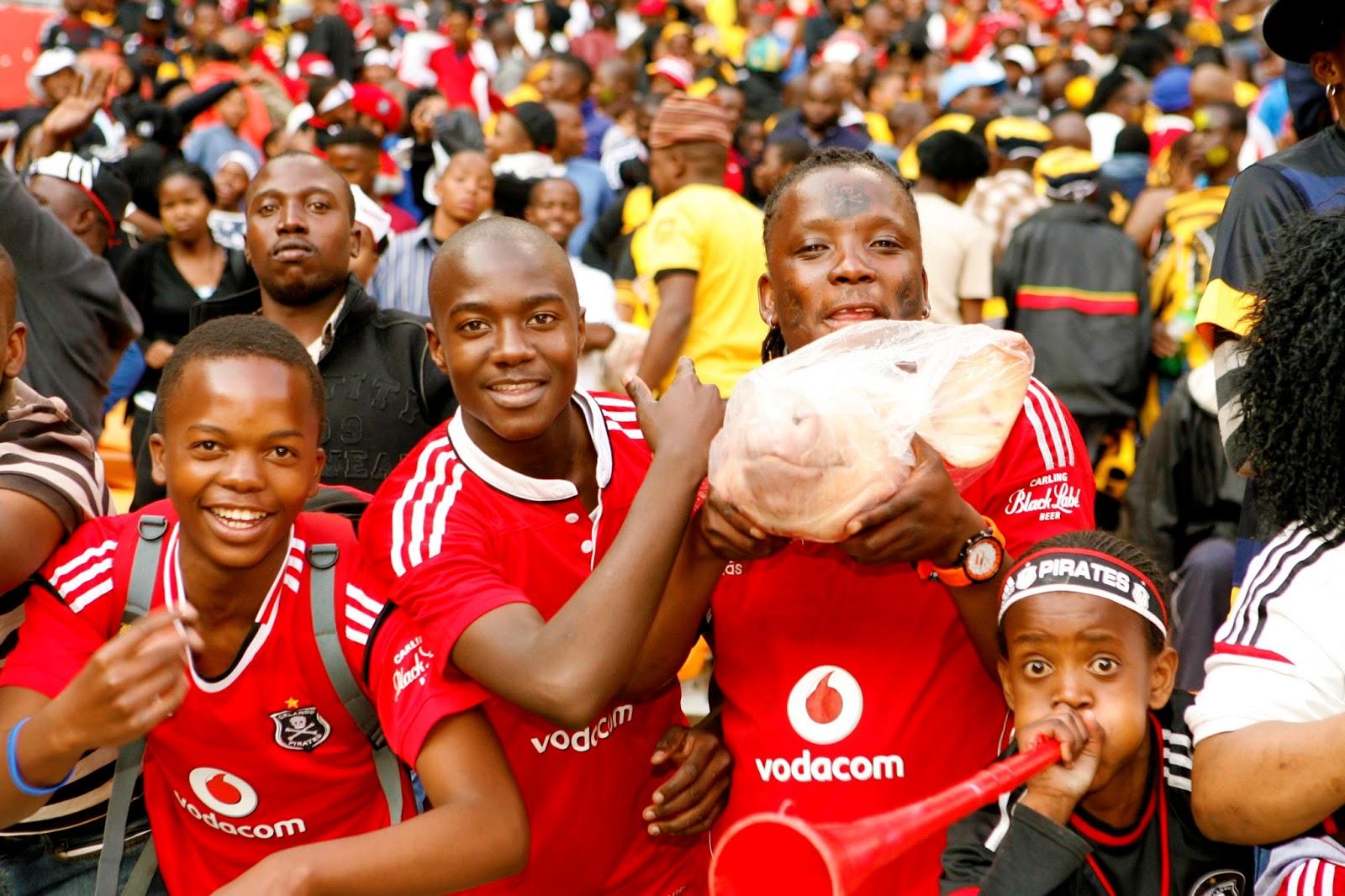 Chiefs Vs Pirates: Kaizer Chiefs Vs Orlando Pirates MTN8 Semi Final 1st Leg