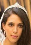 diamond art deco tiara pahang malaysia princess putri shakira