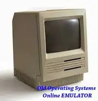 Online emulator of the oldest Operating Systems