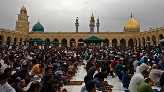 Allahu Akbar, Survey Lembaga Internasional Sebut Islam Akan Jadi Agama Terbesar 2075