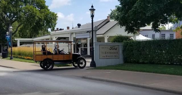 Model T rides