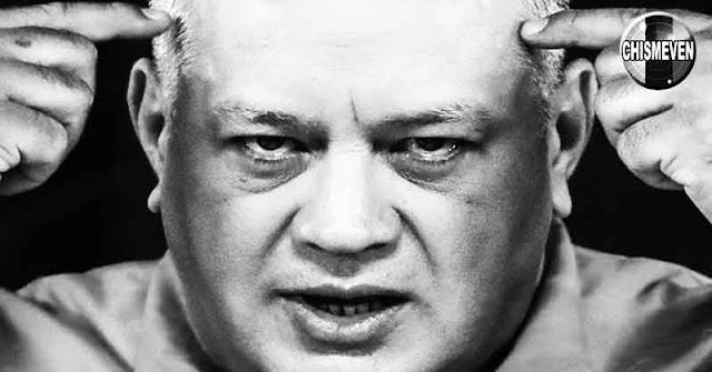 Diosdado Cabello expropió a El Nacional por informar que era cabecilla del Cartel de lo Soles