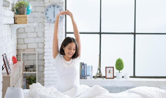 Cara Mengatasi  Insomnia, Coba 5 Trik Ini Agar Tidur dalam Waktu 5 Menit. 4