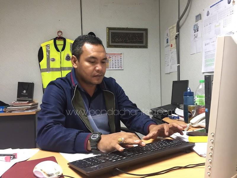 Sarjan Kamarudin Zakaria (KZ) Balai Campbell Seremban, Berjaya Selesaikan Kes Viral FB Tahniah PDRM!!!