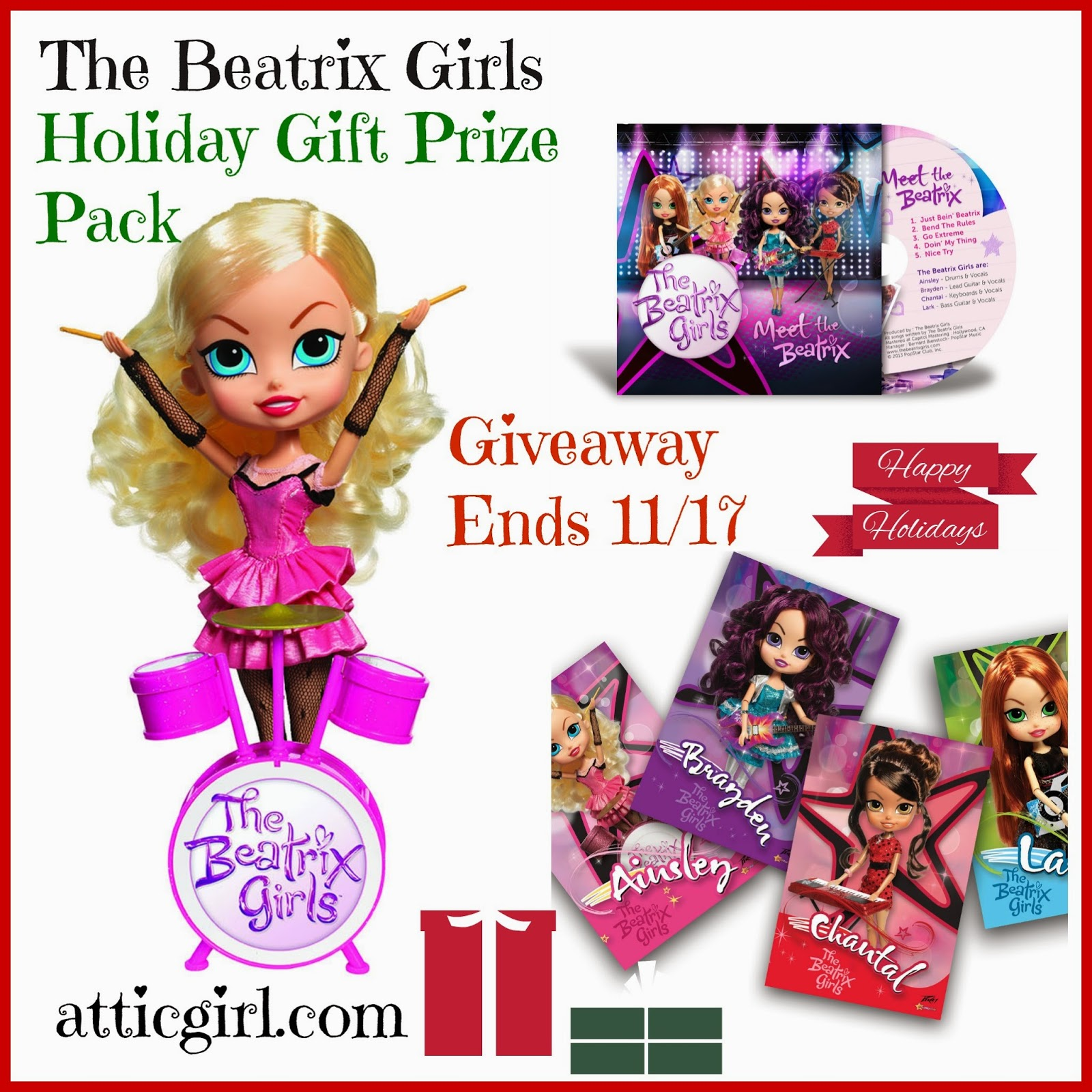 Holiday Gift Guide, The Beatrix Girls