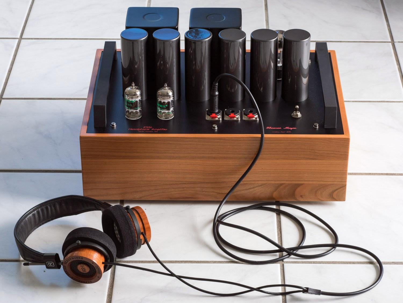 VinylSavor: The Headphone Amplifier