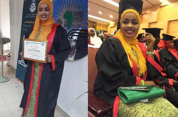 Nigerian orphan emerges best Medicine graduate at IUA with 3.61/4.00 CPGA