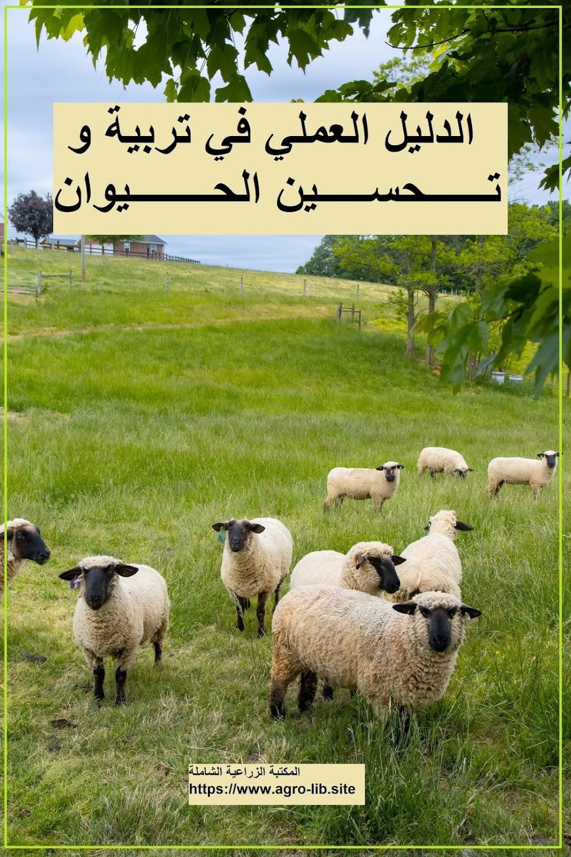كتاب : الدليل العملي في تربية و تحسين الحيوان