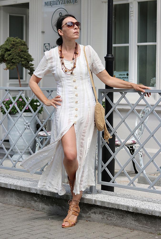 sukienki na lato zwiewne