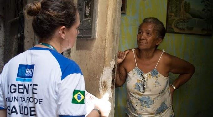 Governo Federal anuncia R$: 1.550,00 em janeiro e Curso Técnico para Agentes de Saúde (ACS e ACE) de todo o Brasil