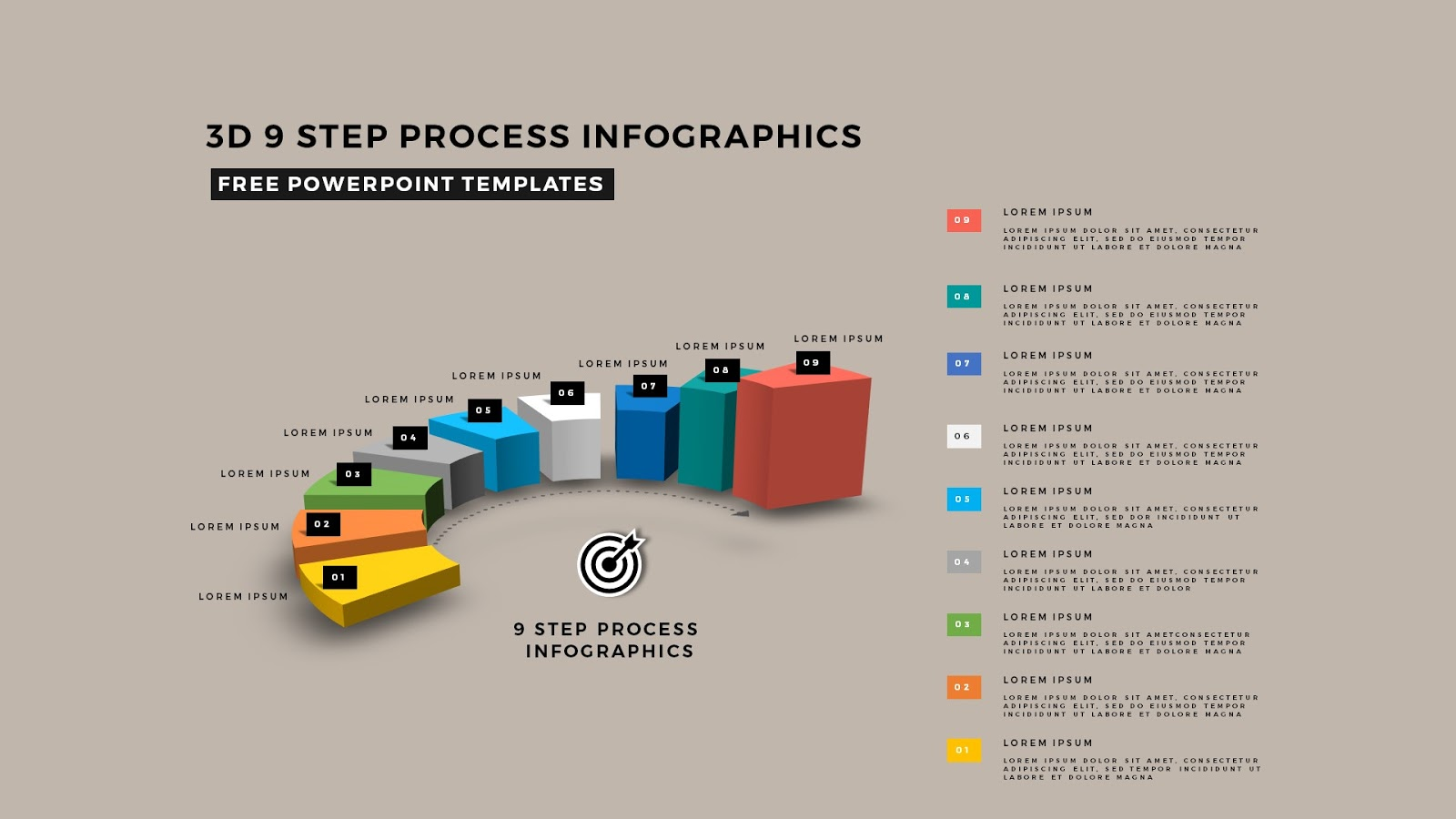 process template powerpoint choice image - templates example free, Modern powerpoint