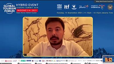 President WTFI: Komitmen Pemerintah Indonesia pada Pariwisata Tinggi