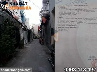 Bán nhà đường số 8 phường 11 quận Gò Vấp - 3.5x16m SHR giá 3,68 tỷ ( MS 044 )