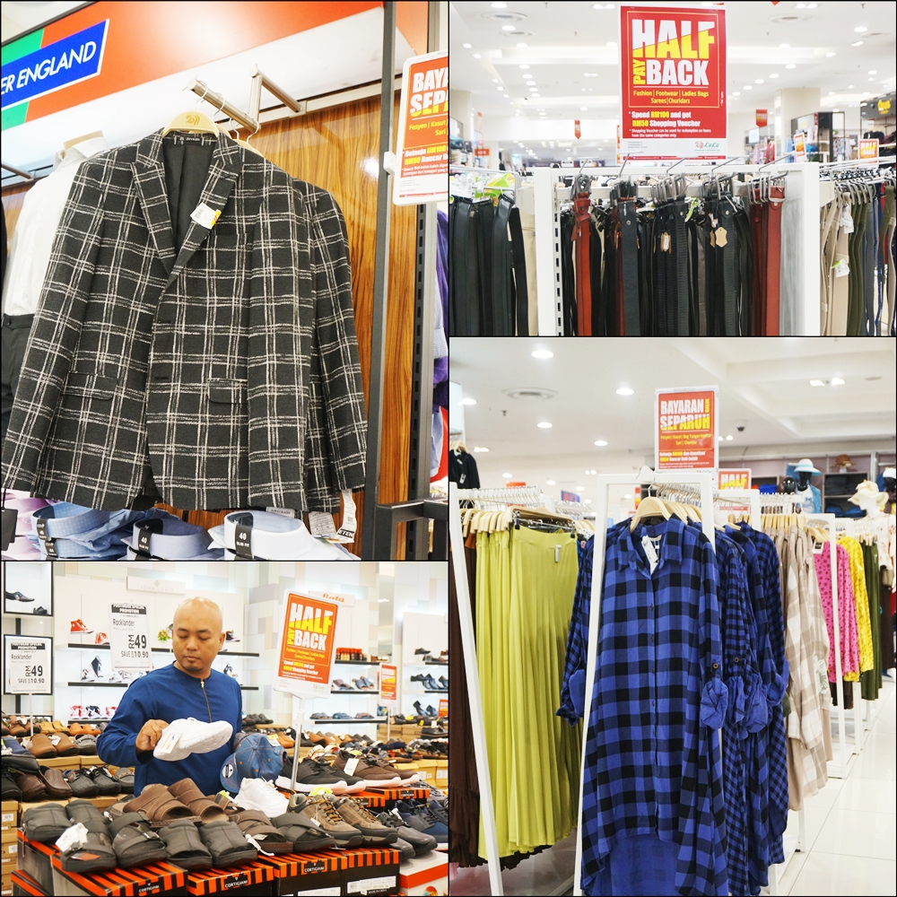 a283b4978e Lulu Hypermarket Pays Half Back for Your Fashion - Beautiful   GLAM ...