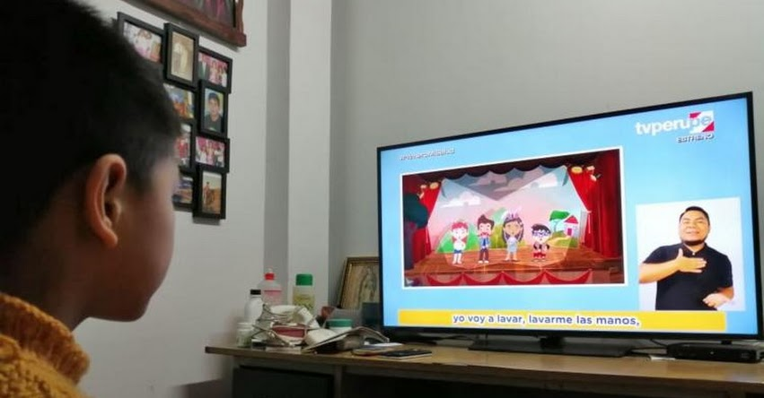 MINEDU: Año Escolar 2021 será virtual el primer mes en todos los colegios, informó el Ministerio de Educación [VIDEO]
