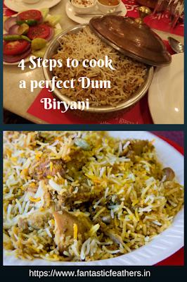 Dum Biryani, Hyderabadi Biryani, Chicken Biryani
