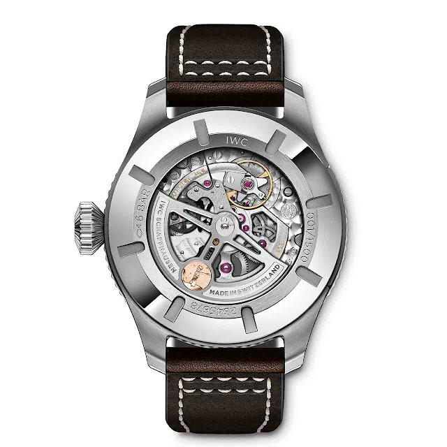 "IWC Pilot's Watch Timezoner Edition ""Le Petit Prince"" IW395503"