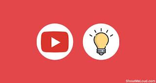 Konten Upload Youtube