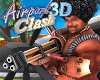 Airport-Clash-3D