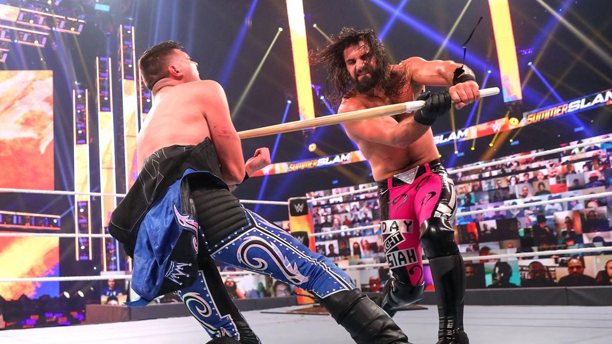 Rey Mysterio não achou que Dominik estava pronto pra enfrentar Seth Rollins