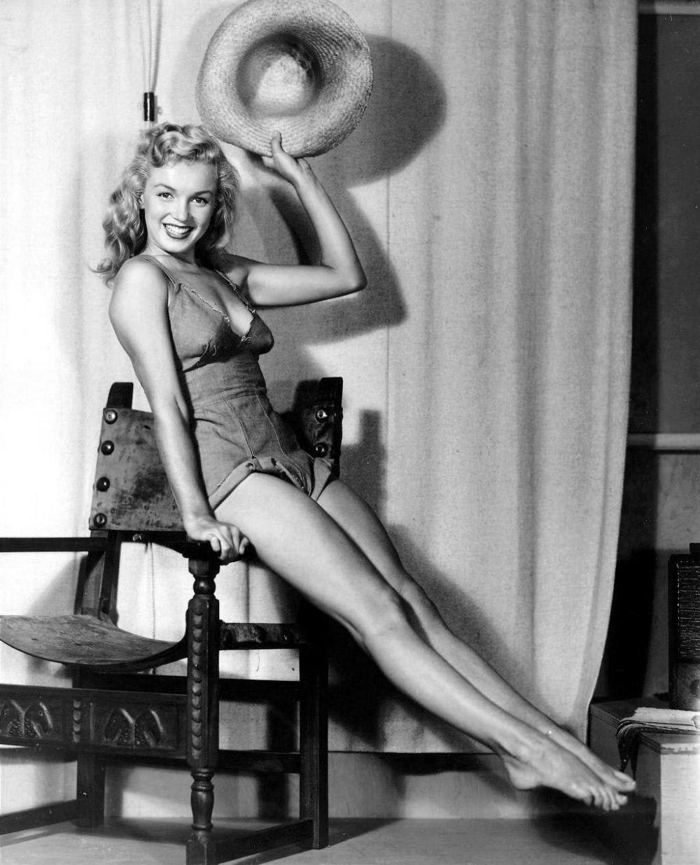 Marilyn Monroe Nude Calendar Pictures