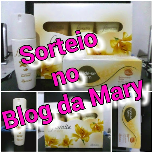 ♥  Blog da Mary  ♥ : Sorteio de 2 meses de Blog