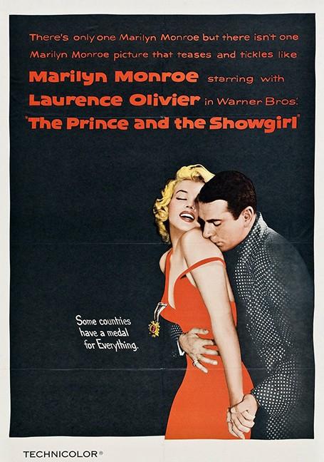 The Prince and the Showgirl (1957) สัปดาห์ของฉันกับมาริลีน