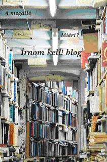 Írnom kell blog