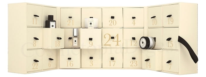 Jo Malone Advent Calendar spoilers and contents