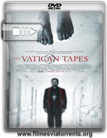 Exorcismos no Vaticano (The Vatican Tapes) Torrent - BDRip Dual Áudio (2015)