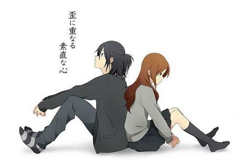Sebuah Manga Romkom Berjudul Horimiya Mendapat Adaptasi Anime