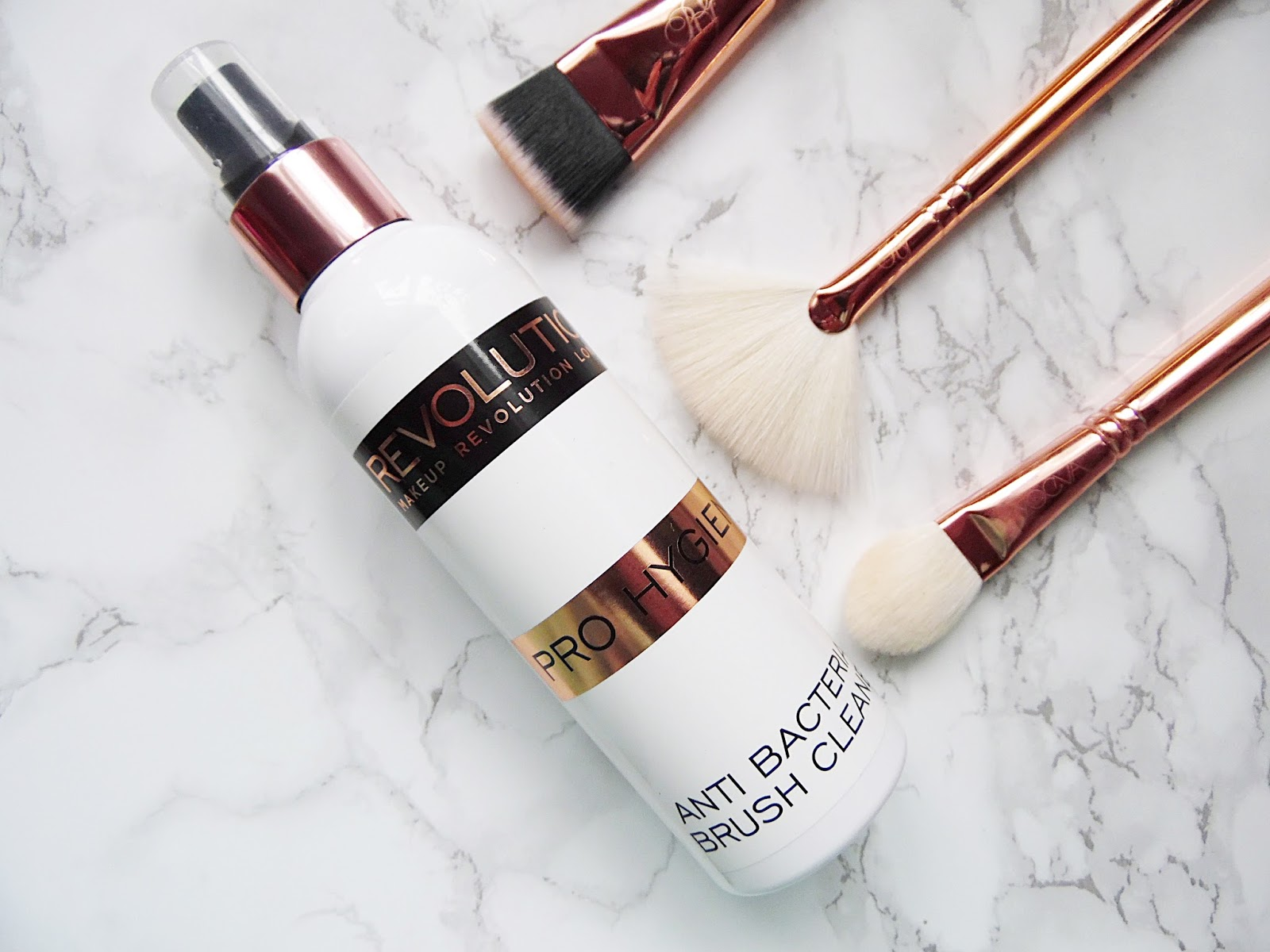 Makeup Revolution Anti Bacterial Brush Cleaner