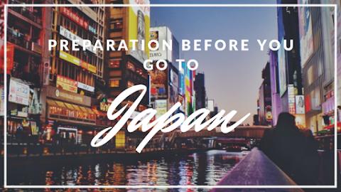 Persiapan Sebelum Travelling ke Jepang