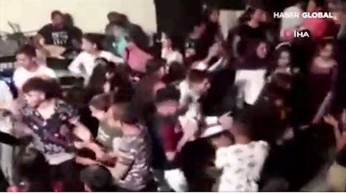 Kocası Tarafından Öldürülen 7 Çocuk Annesi Kadının Katili İle Son Dansı