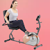 Marcy ME-709 - #1 Best Selling Exercise Bike Under $200