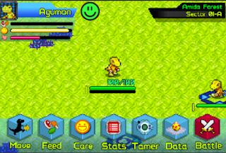 Game Digipet X World Apk