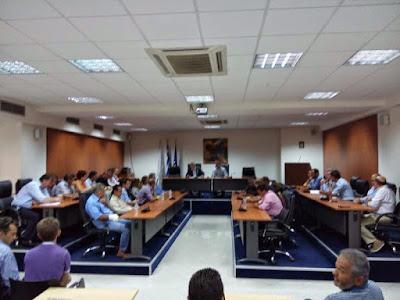 Συνεδριάζει τη Δευτέρα το Δημοτικό Συμβούλιο Ηγουμενίτσας