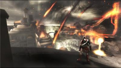یاری بۆ پلهی ستهیشن god war ghost sparta PSP torrent