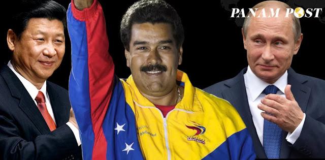 Rusia y China, principales aliados de Maduro, enfrentan sus propios problemas