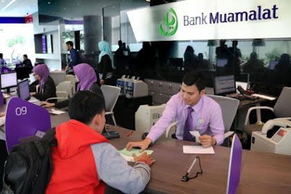 Lowongan Kerja Terbaru PT. Bank Muamalat Indonesia Tbk, Tingkat D3/S1 Batas Pendaftaran 31 Juli 2019